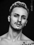 New face male model Cristi from Italy