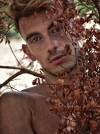 New face homme Mannequin Marco from Italie