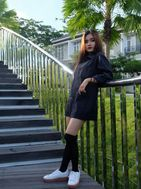New Face weiblich Model Nurul from Indonesien