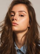 New face Female model Emily from United States