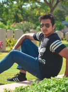 New face male model Avinash from India