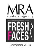 Fresh Faces Romania 2013