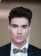 New face male model Ryan from United Kingdom