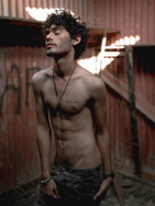 model male model ismael from Brazil