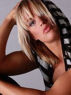 New face female model Cecilia from Germany