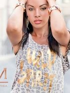 New face female model Sara.B from France