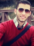New face Male model Nader from Egypt