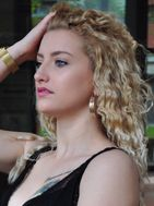 New face femme Mannequin Gloria from Allemagne