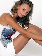 New face female model Maria from Russia