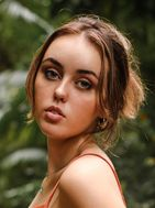 model female model Cliona from Ireland