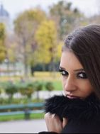 model female model Ayelevi from Austria
