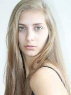 New face Female model Bernadett from Hungary