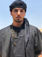 model male model Moustapha from Egypt