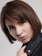 New face Female model Amel from France