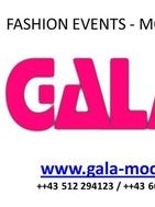 GALA shows + models Marchini-Walser OG