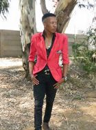 New face maschile modello wonderboy from Sud Africa
