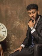 New face male model Hamdi from Malaysia