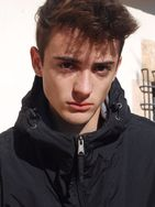 New face male model Aleix from Spain