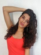 New face female model Nayeli from Mexico