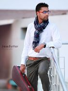 model male model Sahil from India