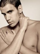New face male model Bedoin from France