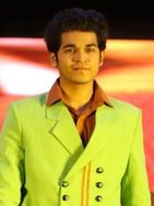 New face homme Mannequin Bhavesh from Inde