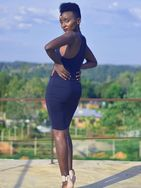 New face femme Mannequin Ann from Kenya