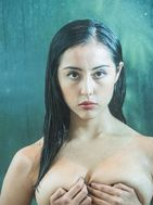 New face female model Damaris from Mexico
