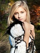 New face female model Sabrina from Austria