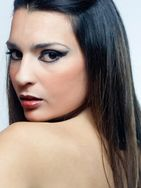 New face female model sonia from France