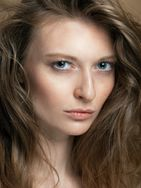 New face Female model Maya from United States
