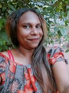 New face Female model Jane from Papua New Guinea