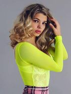 New face femme Mannequin Paulina from Royaume-Uni
