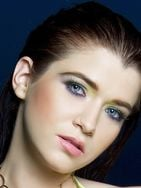 New face Female model Adrienne from Hungary