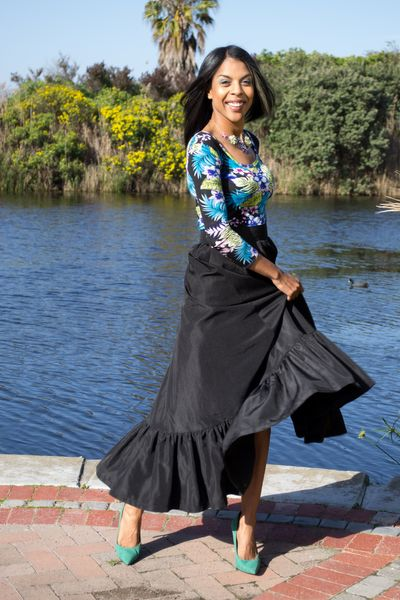 Fashion Stylisten Meagan Duckitt from Cape Town, South Africa