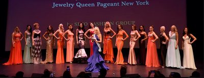 NewLook International Beauty Pageant in NYC