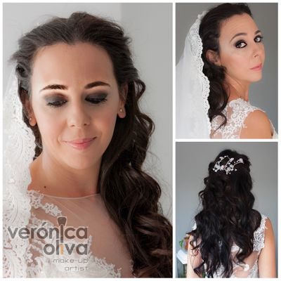 hair and make up artists Verolivamakeup from Madrid, Spain