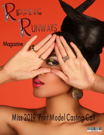Ripping Runways Magaziine Casting
