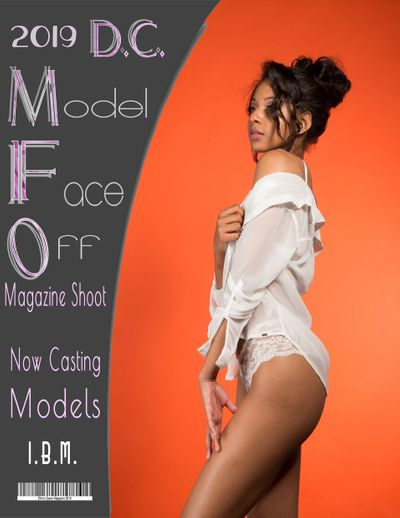2019 DMV Model Face Off $1,000 Magazine Shoot Casting Calls