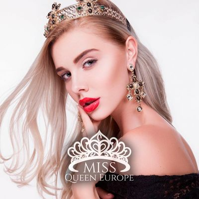 art direction Miss Queen Europe 2019 from Kyiv, Ukraine