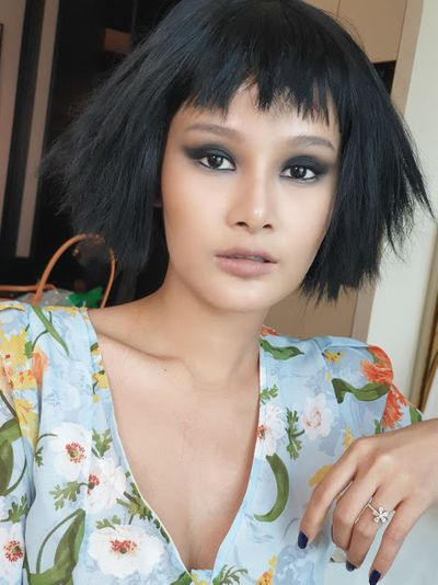 Hair and make up artists Sarina Khurana from Bangkok, Thailand