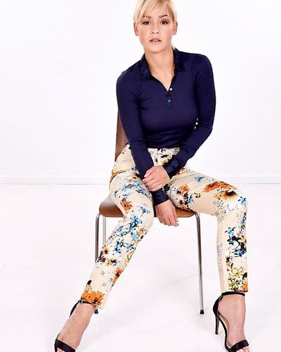 fashion designer Kathrin Ebel from Zurich, Switzerland