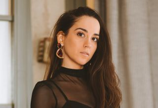 New face female model judit from Spain