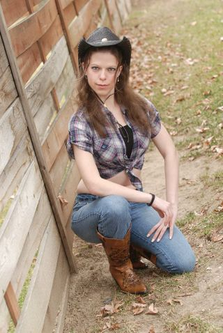 Christin: Cowgirl