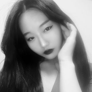 New face female model Hyorin from South Korea