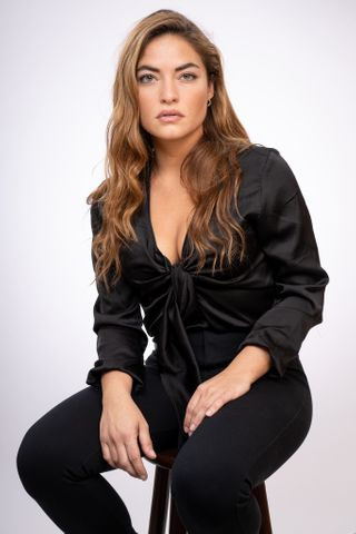 New Face weiblich Model Claudia from Spanien