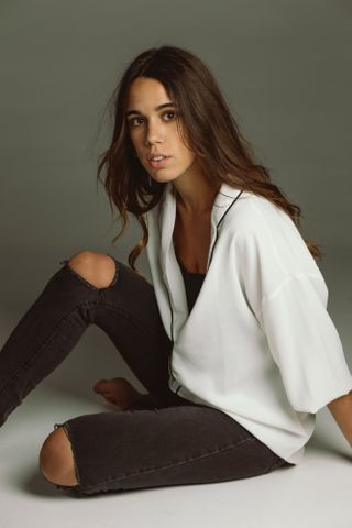 New face female model Carla from Spain