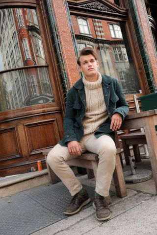 New face homme Mannequin Alfred from Royaume-Uni