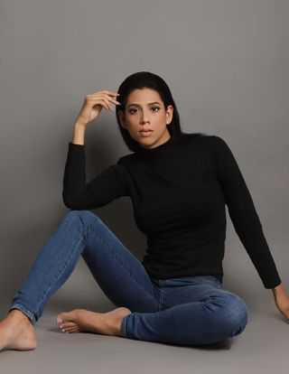 Professional model female model Monica from Colombia