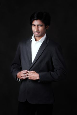 New face male model Vengadesh from India